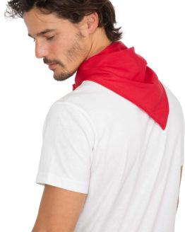 Bandana rouge KP064
