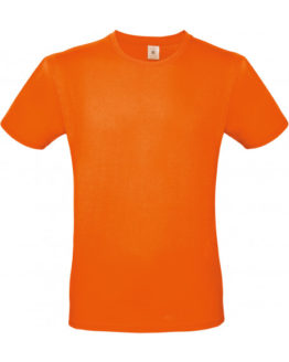 T-Shirt homme B&C CGTU01T_ORANGE