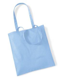 Tote Bag W101.2 Bleu