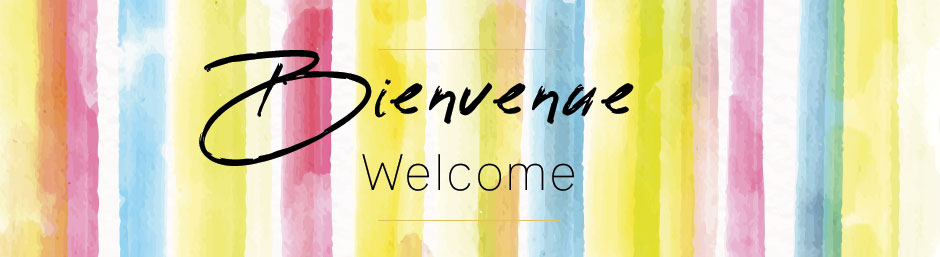 Contact welcome/bienvenue